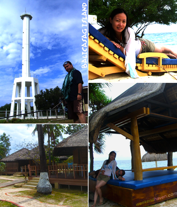 Balicasag Island Dive Resort | Balicasag Watch Tower