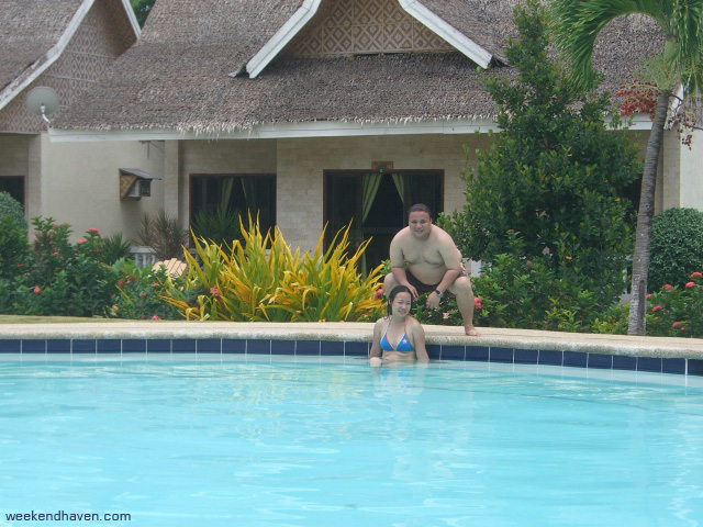 Bohol Divers Resort Swimming Pool