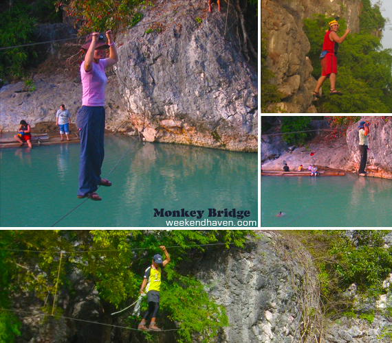 Monkey Bridge | Madlum River