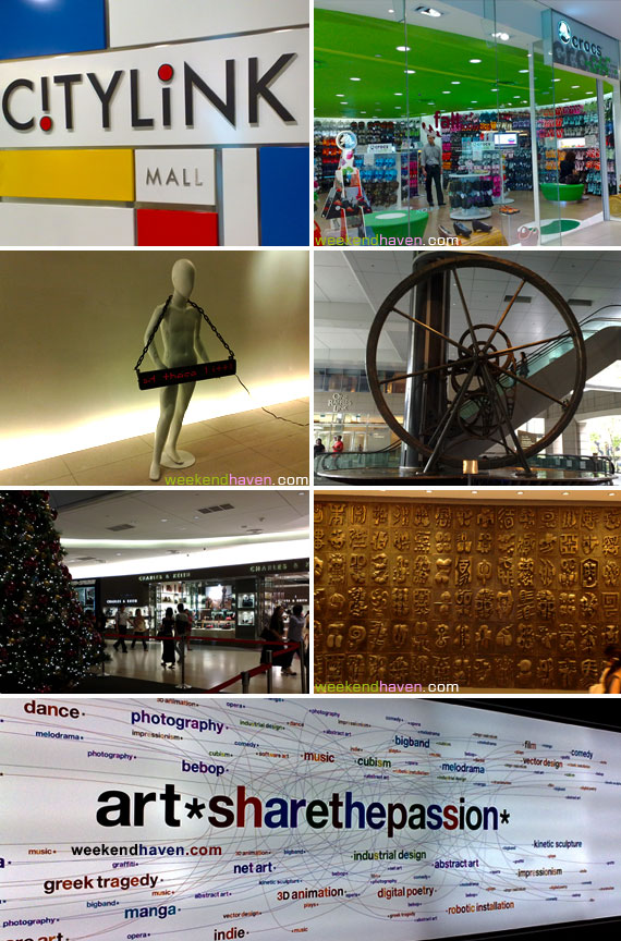 City Link Mall | Marina Square | Suntec City