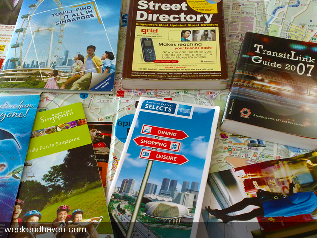 Uniquely Singapore Travel Guides