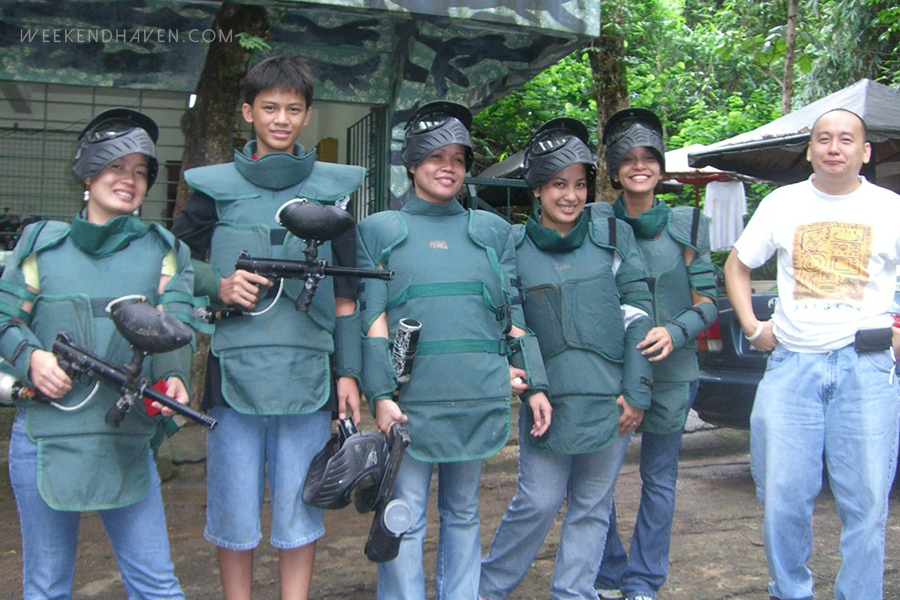 Gotcha Paintball Antipolo