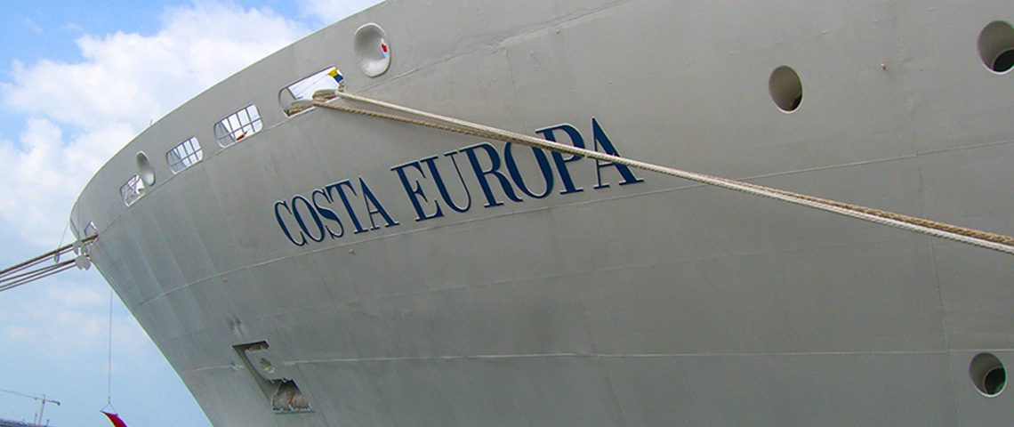 Costa Europa Day Tour