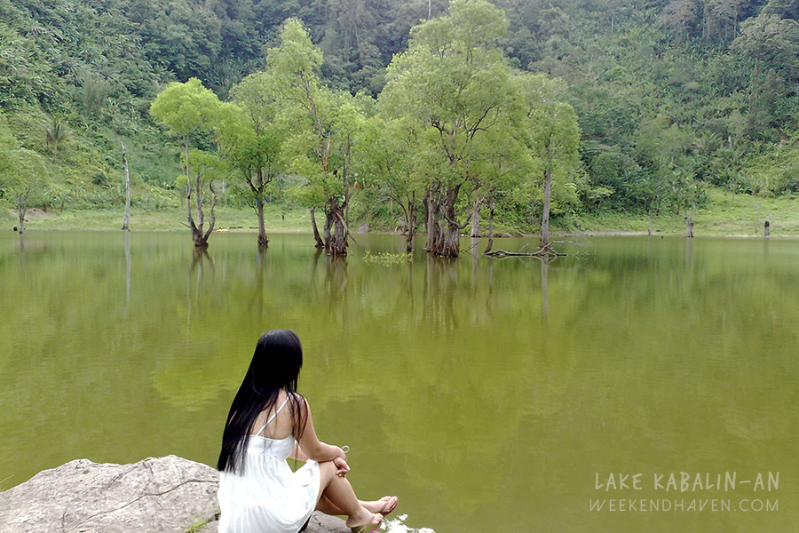 Lake Kabalin-an