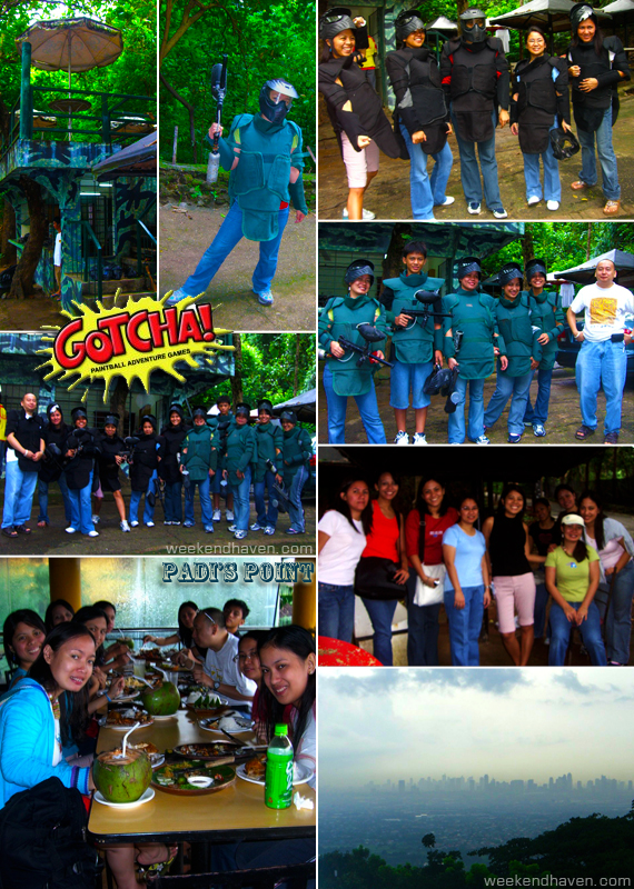 Paintball Teambuilding Antipolo