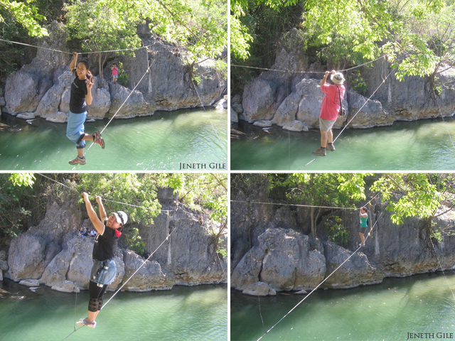 Monkey Bridge - Madlum River