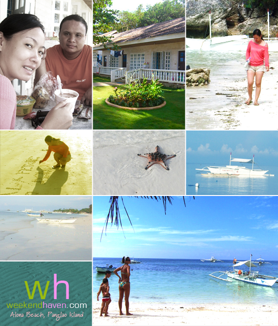 Alona Beach | Bohol Divers Resort | Panglao Island