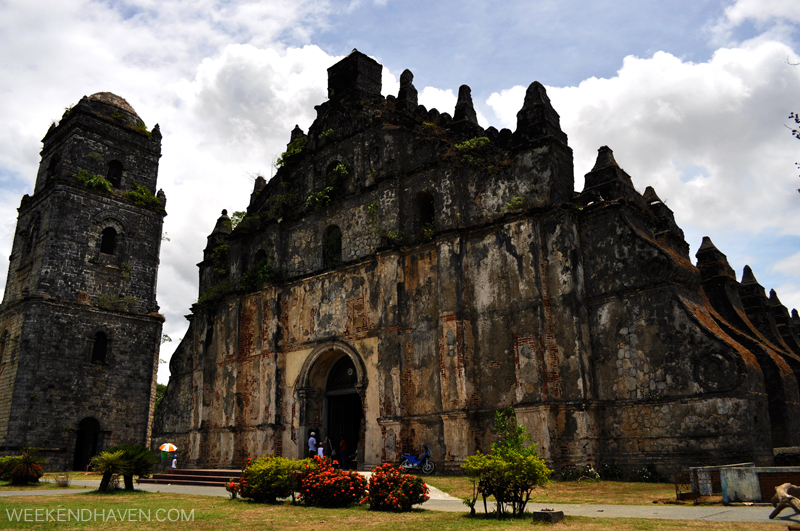 Paoay Church & Bell Tower