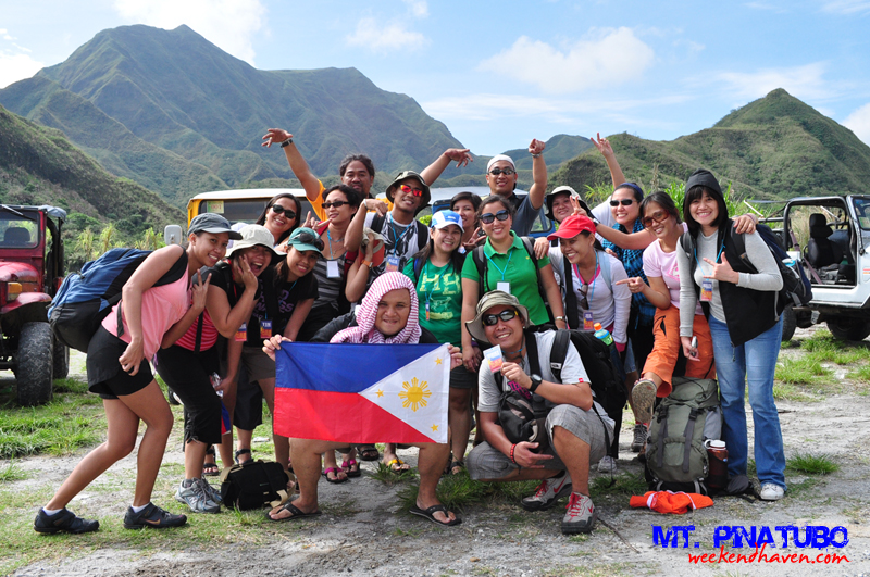 Mt Pinatubo Independence Day Team