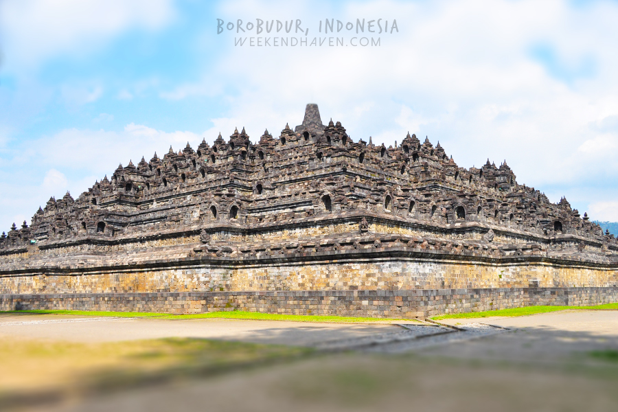 Borobudur temple compound