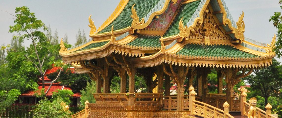 A Glimpse of Thailand : Discover the Ancient City