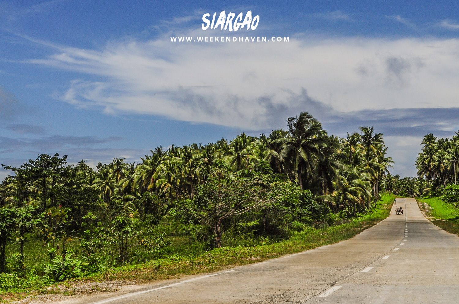 Around Siargao Road Trip