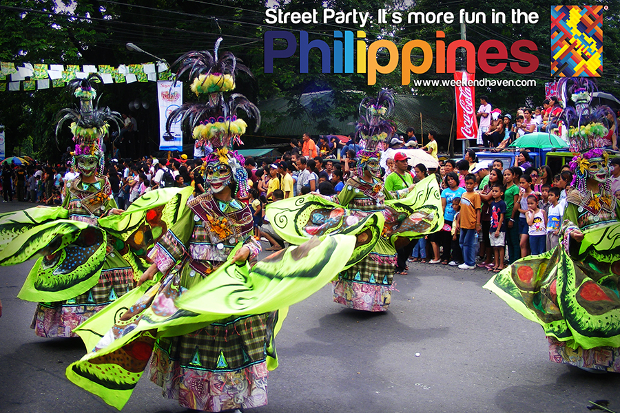 Street Party - More Fun in the Philippines
