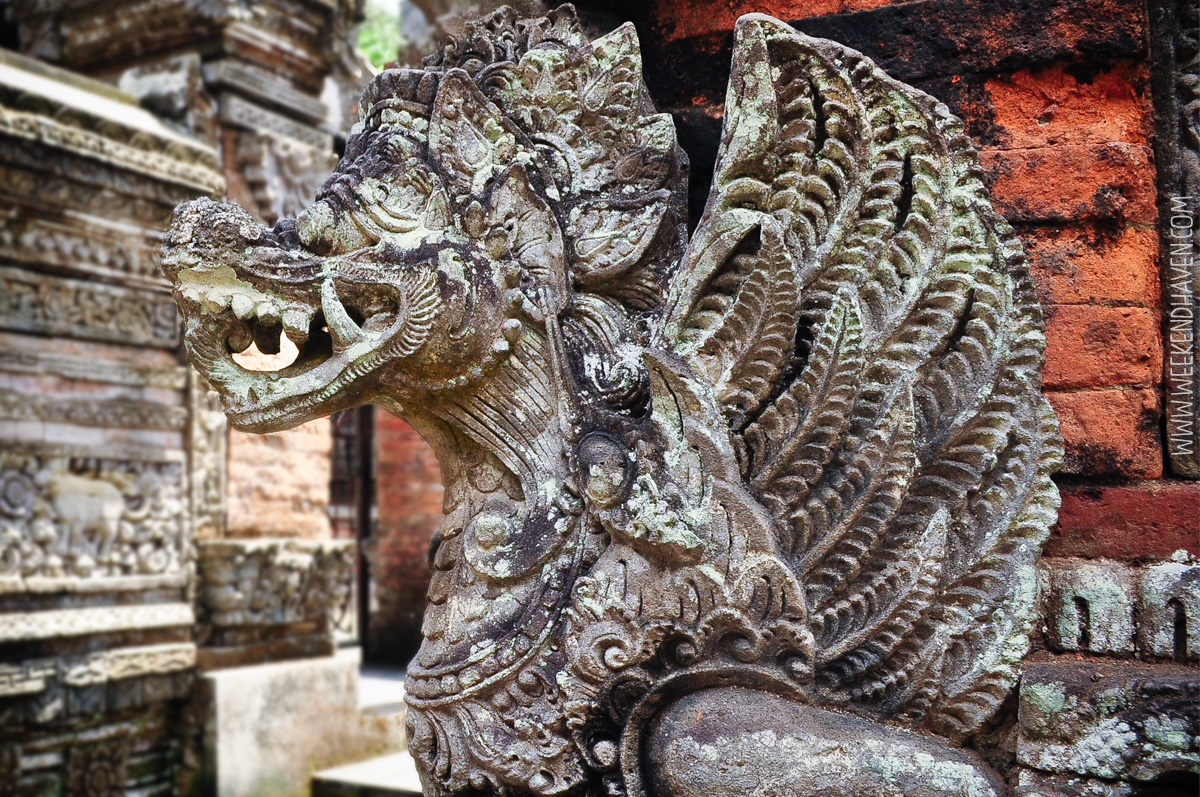 Temple of the Dead, Ubud, Bali