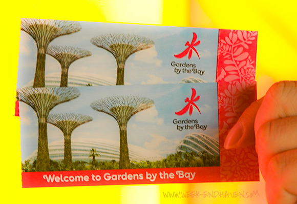 Tickets to Flower Dome, Gardens by the Bay