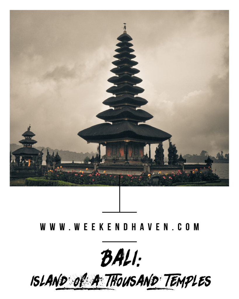 Bali Island of a Thousand Temples