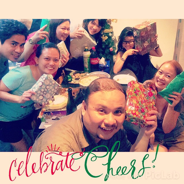 Celebrate Christmas! Housewarming, Christmas & Thanksgiving in one. ?