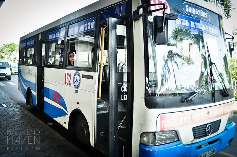 Airport Bus Vietnam