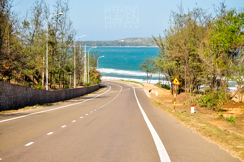 Mui Ne Beach Road