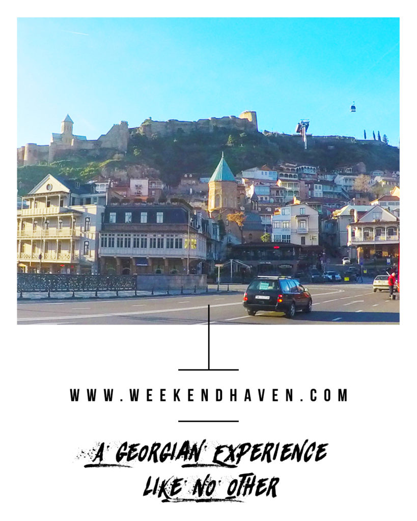 A Georgian Experience Like No Other