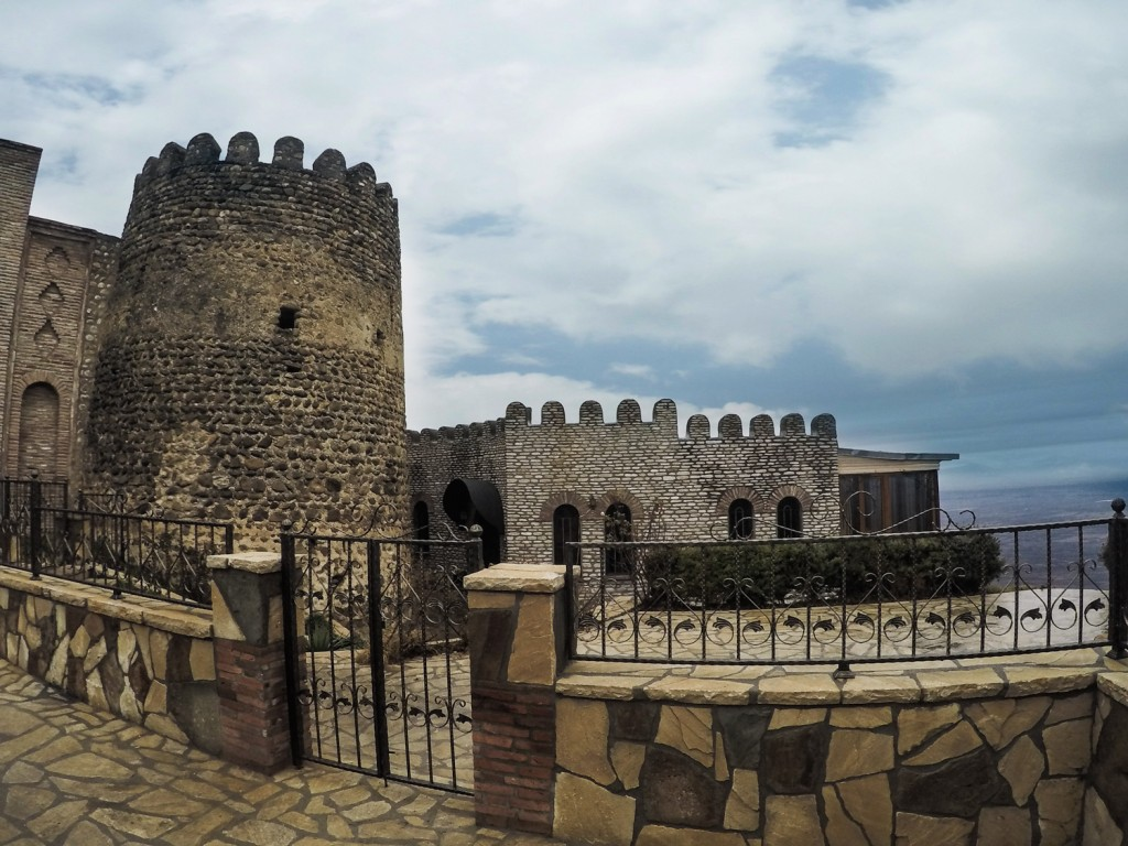 Sighnaghi City Walls