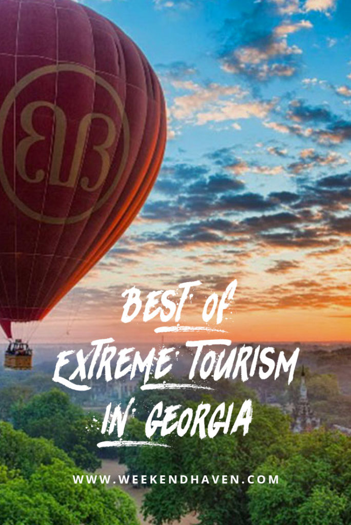 best of extreme tourism georgia