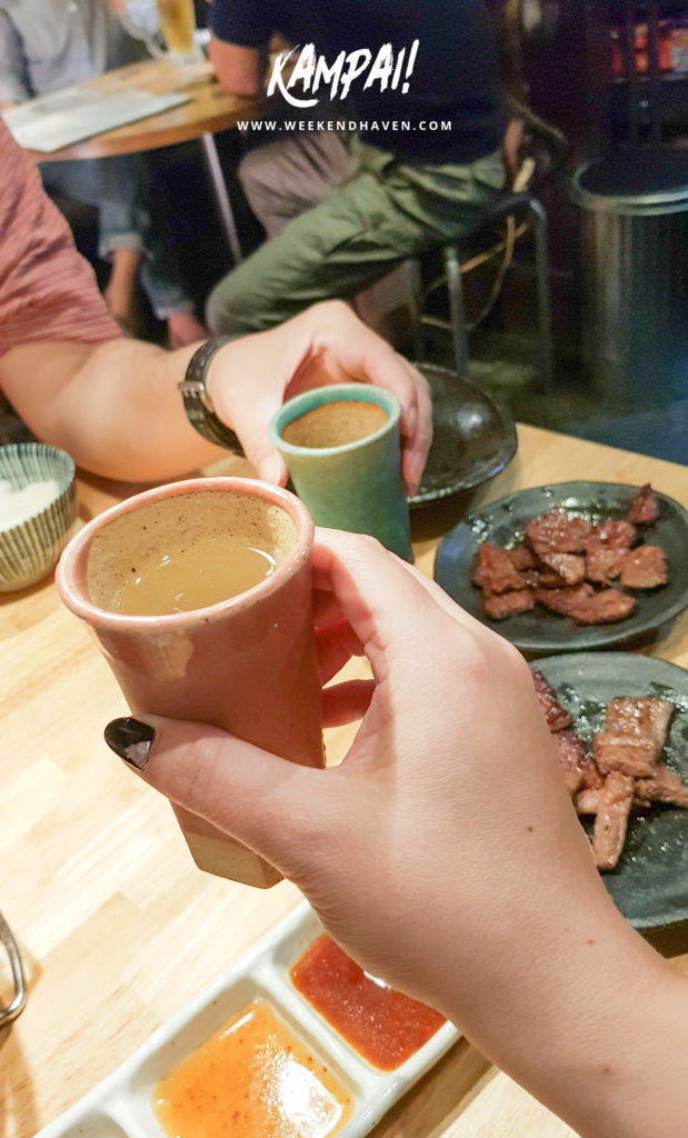A Match Made in Kobe Beef and Sake