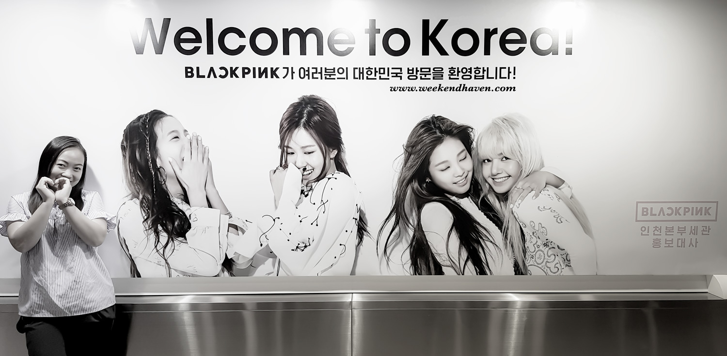 Welcome To Korea - BlackPink
