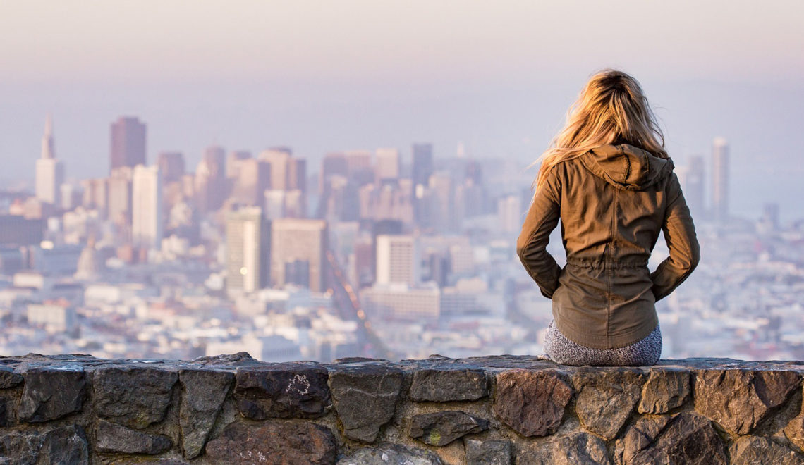 Girls' Guide on Traveling Solo in San Francisco