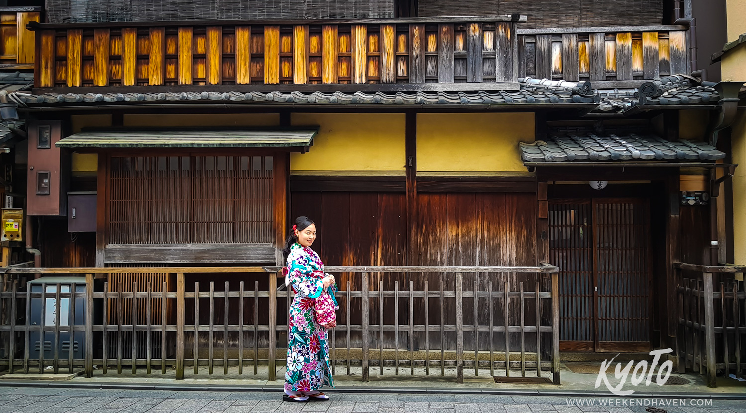 First Time Guide in Kyoto Gion District